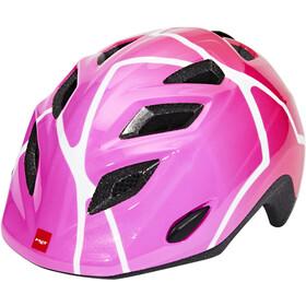MET Elfo Casco Bambino, pink stars
